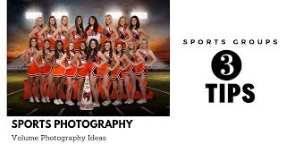 Sports And Group Photography Tips For Photographers