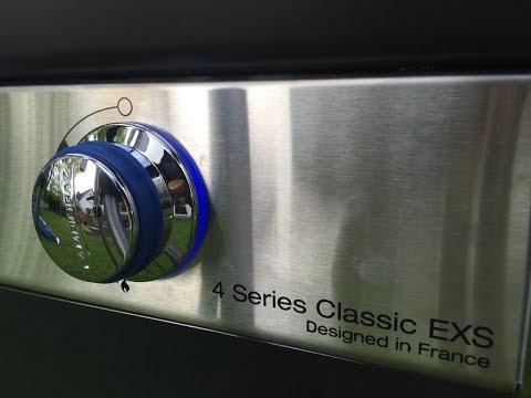 083 - Campingaz 4 Series Classic EXS
