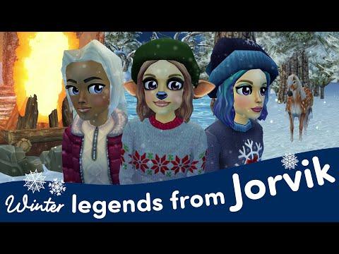 Cozy Jorvik Legends with Ylva, Matilda and Stacy!