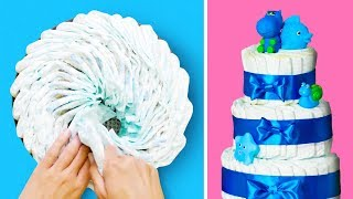 15 AWESOME DIY BABY SHOWER PRESENTS