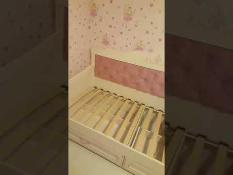Коллекция детской мебели Алиса
