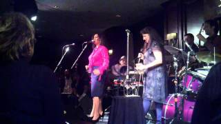 """Basia - """"From Now On"""" at Scullers Jazz Club in Boston, MA"""