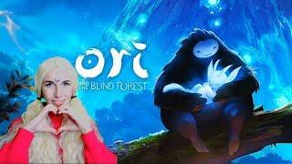 Милоты стрим! Расслабляемся и играем в ORI AND THE BLIND FOREST