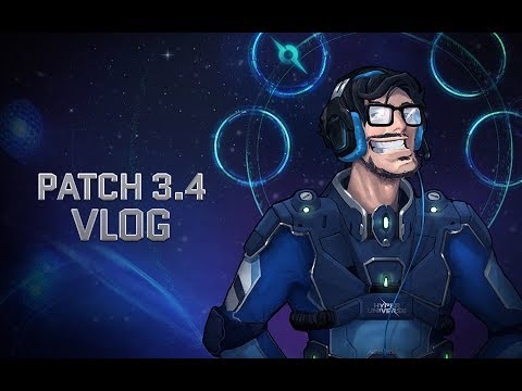 Patch 3.4 Vlog - Shasha and Halloween Events