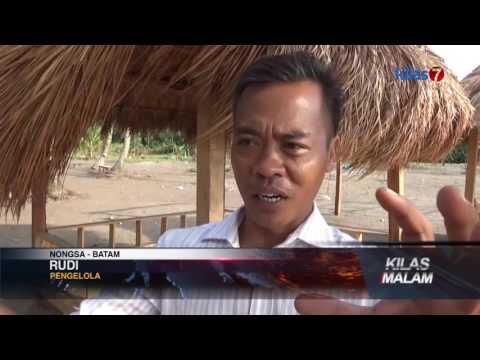 Video Kilas7 TV Batam - Tempat Wisata Kampung dan Pantai Bale Bale, Nongsa
