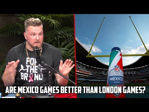 Are Mexico NFL Games Better Than London NFL Games?