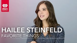 Hailee Steinfeld Interview - Learn Her Favorite Things