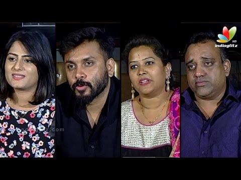 Last-Bus-Kannada-Movie-Press-Meet-Avinash-Narasimharaju-Meghashree-08-03-2016