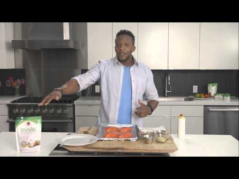 How to Make Salmon with Truvía® Brown Sugar Blend
