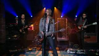 Alanis Morissette - Underneath HD (Late show with David Letterman)