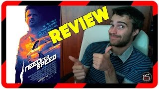 Review Película NEED FOR SPEED 2014  Crítica Need For Speed En Español