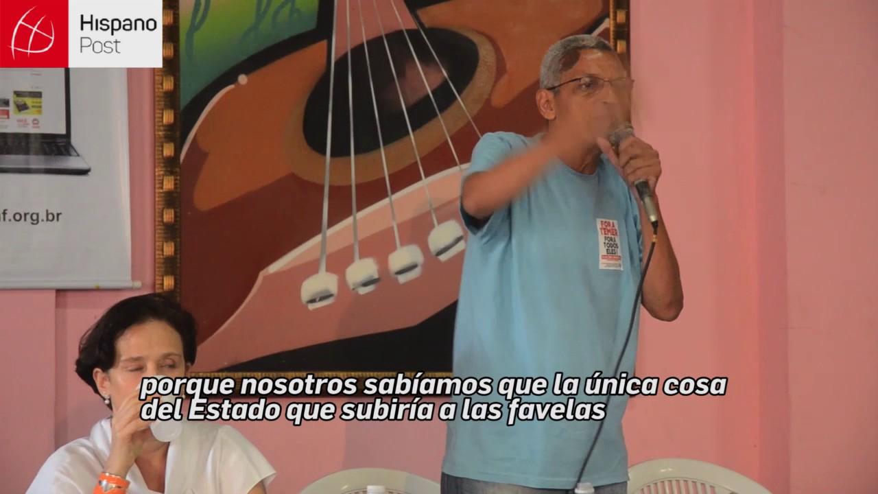 Candidatos a la alcaldía de Río responden a las preguntas de las favelas