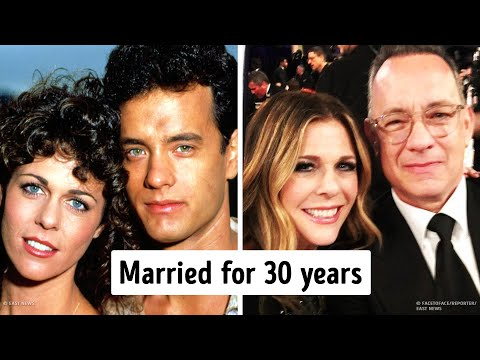 13 Hollywood Couples Who've Been Together Forever