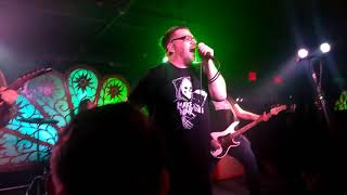 88 Fingers Louie @ BKYLN BZAAR 11 9 2017 with Lost In Society -Timeshares - Pass Away [FOOTAGE DUMP]