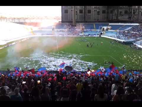 """Monagas Vs Mineros \ Brujos chaimas Tifo 15-04-12"" Barra: Guerreros Chaimas • Club: Monagas"
