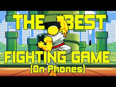 Why Mobile Fighting Games Fail, and the One Game That Gets It RIGHT
