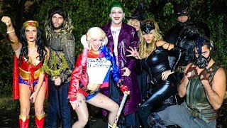 Halloween GOT CRAZY!