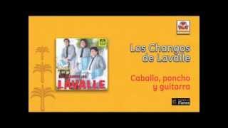 """Video thumbnail of """"Los Changos de Lavalle - Caballo, pancho y guitarra"""""""