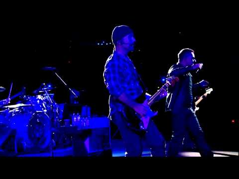 U2 360° At Rose Bowl (HD) - I Still Haven't Found What I'm Looking For