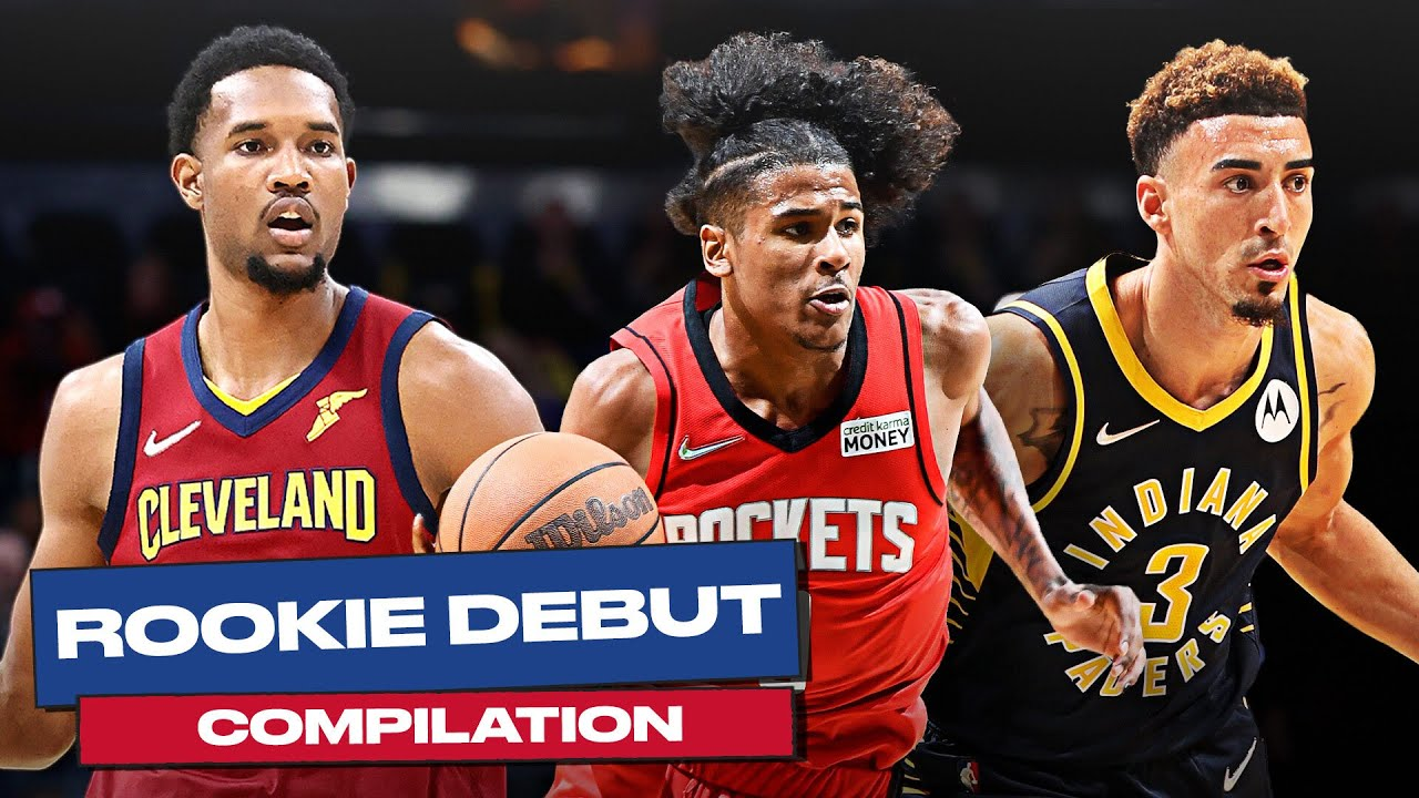 The Best Rookie Debuts Highlights From Opening Nights! 🔥