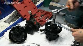 съёмник шкивов гидроусилителя ford fusion