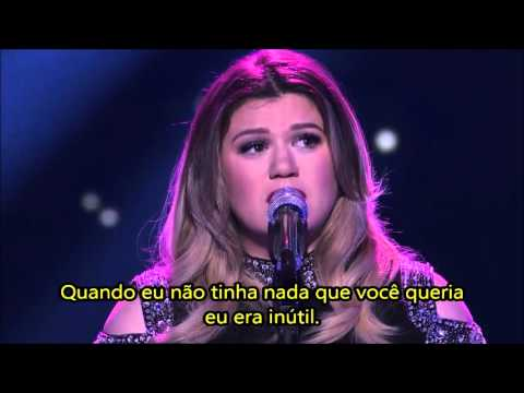 Kelly Clarkson   Piece by Piece Ao Vivo Legendado