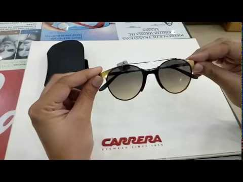 CARRERA ROUND SUNGLASSES FROM NEW COLLECTION