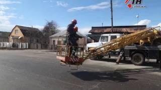 Энергетики шли за саперами. Восстановление электричества в Балаклее - 27.03.2017