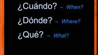 Essential Words in Spanish | Everyday Words in Spanish | Spanish Vocabulary | Learn Spanish