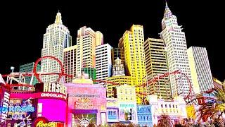 Where is new york new york in las vegas