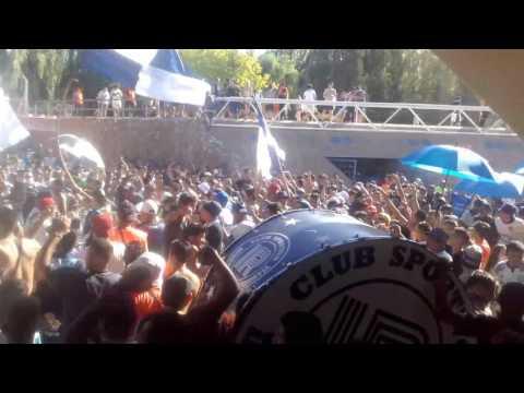 """""""Los caudillos del parque vs hlh 2017"""" Barra: Los Caudillos del Parque • Club: Independiente Rivadavia"""