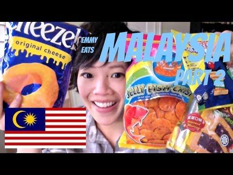 Emmy Eats Malaysia: part 2 – tasting more Malaysian treats