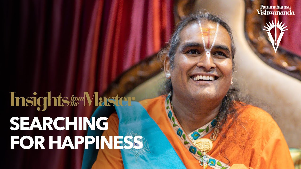 Searching for Happiness | Insights from the Master
