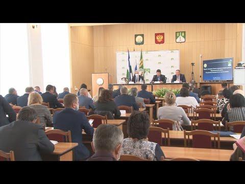 Совета депутатов Краснокамского района сформирован