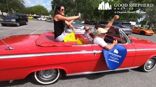 Good Shepherd Hospice Corvette Parade
