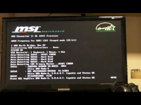 How to Format Your Hard Drive and Re-Install Windows 7