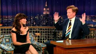 I Know Im Sorry Jennifer Love Hewitt On Conan