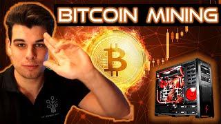 Der beste Weg zum Mine Bitcoin im Jahr 2021