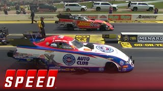 Drag - Topeka2018 NHRAMelloYello Round8 Finals Highlights