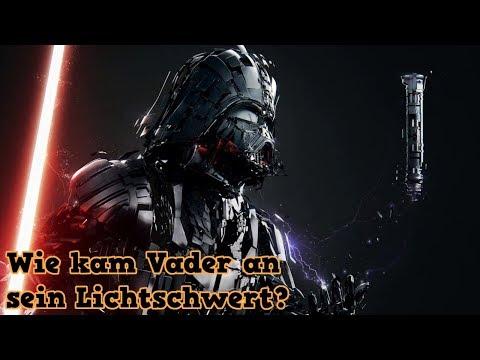 Wie kam Darth Vader an sein Lichtschwert? + Infos zu Star Wars - Die letzten Jedi!