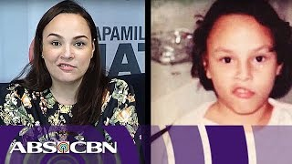 Matet De Leon Takes On The 'Do That Throwback Pose' Challenge