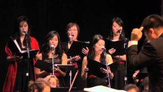 "Sukle Krsne - ""Calling All Dawns"" - VOC Symphony and Choir (HD)"
