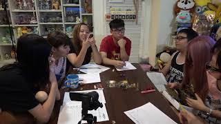 菜喳Life生活〞TRPG搶先看!! 影片呈現方向意見徵求!!!
