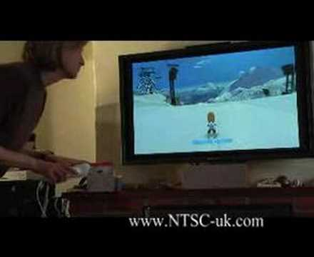 Ski and Shoot Wii