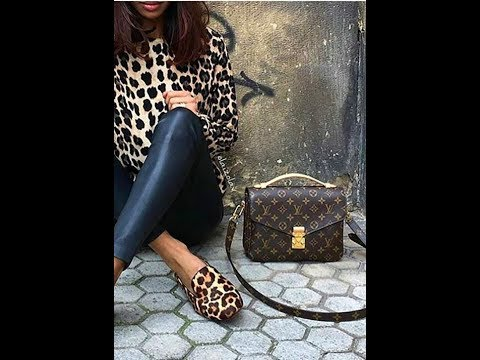 Download The Most Fashionable and Chic Leopard Printed Women's Outfits Collection. HD Mp4 3GP Video and MP3