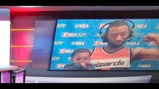 John Wall Said D#ck In Front Of His Son On Live Tv & Referees Got Me Beat Up