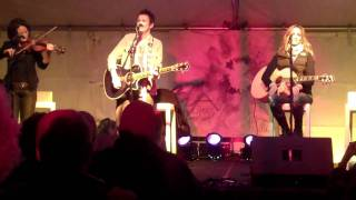 """Mary Gauthier performs"""" Drag Queens and Limousines"""" at 30A Songwriters Festival"""