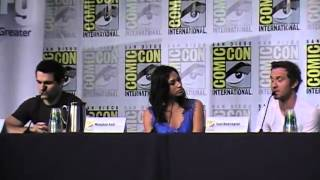SDCC 2012 Being Human Panel 4 - BeingFans