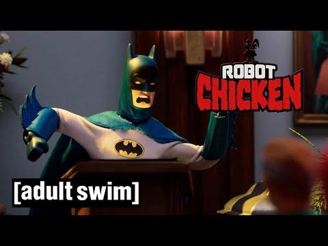 Smrt v komiksu - Robot Chicken
