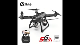 HolyStone HS700D GPS Dron 2K profesional Brushless 5G 800M WIFI FPV drone with Camera HD 2K RC Drone
